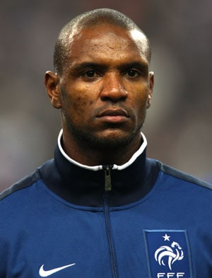 Eric Abidal back in France squad after liver transplant