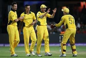 Statistical Highlights: Australia vs Kenya
