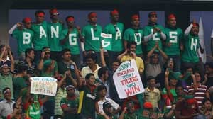 Bangladesh fans root for Windies against England
