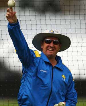 England shortlist Trevor Bayliss for coach's role: reports