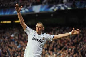 Mourinho tips Benzema for big season