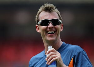 Brett Lee hails Sachin Tendulkar and Rahul Dravid
