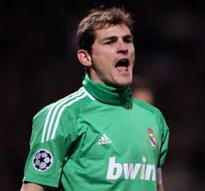 Casillas the hero as Real edge derby