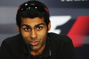 Chandhok aiming for two racing careers in 2012