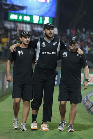 Injury-prone Daniel Vettori not to be considered for ODI series against India