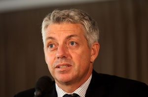 ICC board picks Dave Richardson as next chief executive