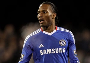 Drogba defends Toure over failed drug test