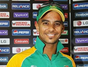 Injured JP Duminy to Miss South Africa's ODI Series With Australia