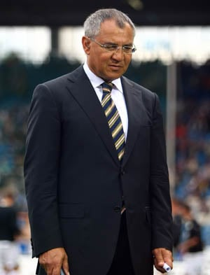 Schalke's Magath skips training as future in doubt