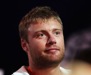 Flintoff to explore player depression
