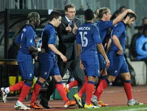 Euro 2012 'group of death' beckons for France