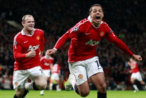 Manchester United Add Javier Hernandez for USA Tour