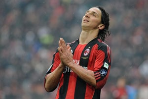 Ibrahimovic to miss season opener for Milan