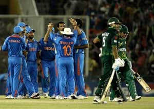World Cup: Statistical highlights of India vs Pakistan