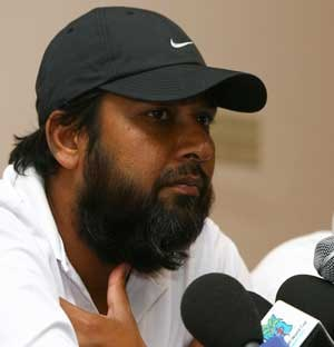 Inzamam asked to travel with team as batting consultant to SA