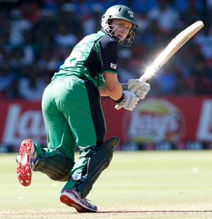 World T20: Ireland beats Zimbabwe by 54 runs in warmup