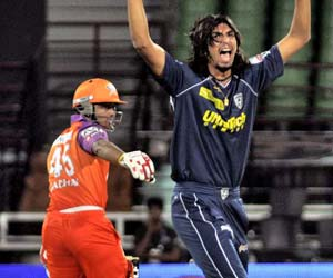 IPL 2012: Ankle surgery rules Ishant Sharma out of Season 5