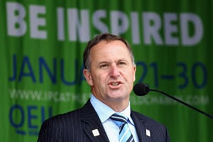 New Zealand PM to miss World Cup semifinal