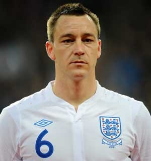 John Terry in England squad for Moldova and Ukraine