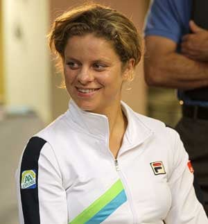 Kim Clijsters has no regrets over decision to retire