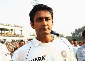 Who can fill the Kumble void?