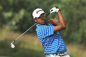 Indians slip at Avantha Masters, South African Kruger in lead