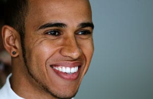 Lewis Hamilton is looking forward to a 'fresh start'