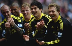 Liverpool get lucky, beat Sunderland 2-0
