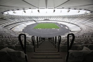 Spurs challenges Olympic Stadium decision
