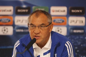 Magath to discover fate on Wednesday