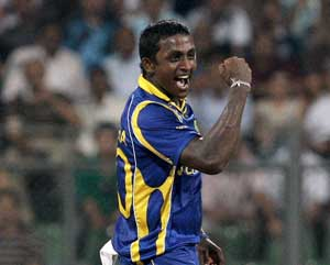Mendis back for Sri Lanka tour to South Africa