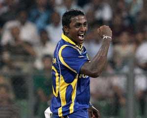 Ajantha Mendis named in Sri Lanka provisional squad
