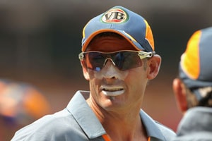 Hussey not ready to pass on the baton yet