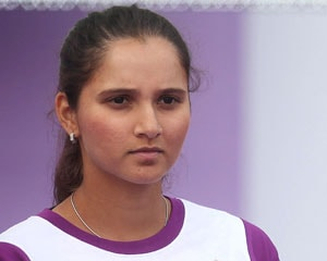 I don't think I want to set a goal for myself: Sania