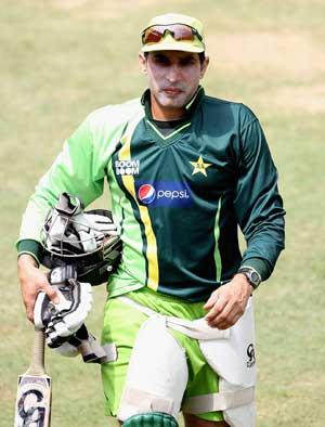 Conditions in UAE will favour Pakistan: Misbah