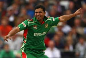 Bangladesh recall Mortaza after World Cup flop