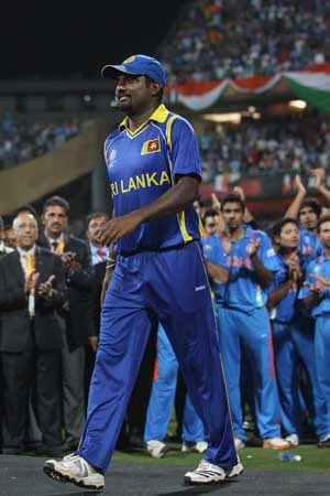 Report says Murali to play in New Zealand