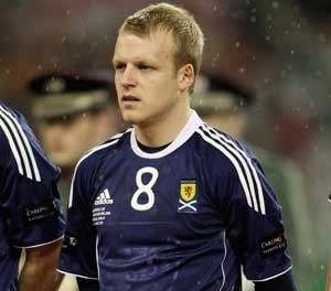 Injured Naismith to miss Brazil friendly