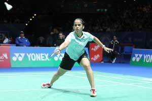 Saina Nehwal in final of French Badminton Open