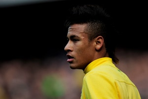 Confederations Cup: Neymar denies injury fears
