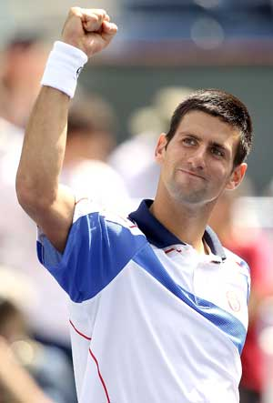 Djokovic advances to semifinals at Indian Wells