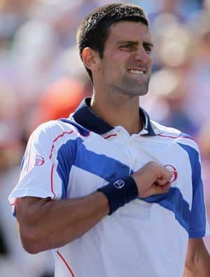 Djokovic reaches final to face Nadal