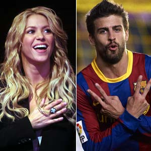 Baby boy born to Shakira, Pique