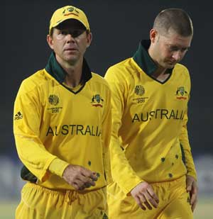 Ponting backs captain, coach as selectors