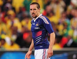 Ribery in new bid to ban book
