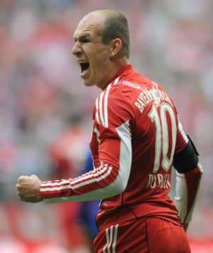 Robben back for 'Oranje' date in Hungary