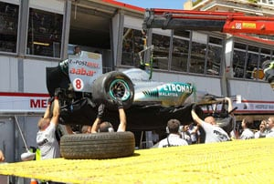 F1 drivers want better safety after Monaco crashes
