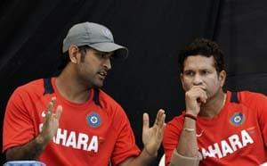 Sachin Tendulkar ruled out of ODI series; Badrinath called