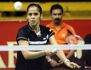 Saina set for World Championship test