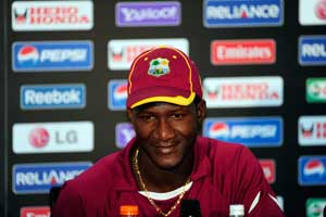 Confident of a good show against Pakistan in Tests: Sammy